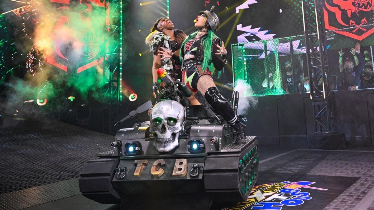 NXT 5/25/2021