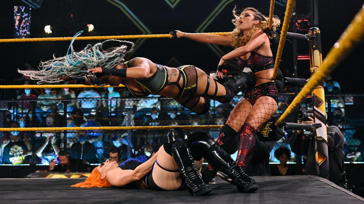NXT 8/24/2021