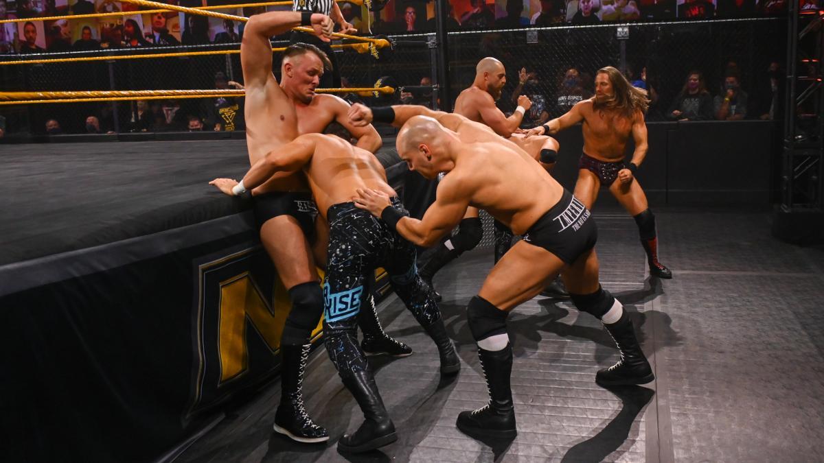 NXT 12/9/2020