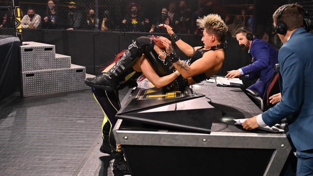 NXT 11/18/2020
