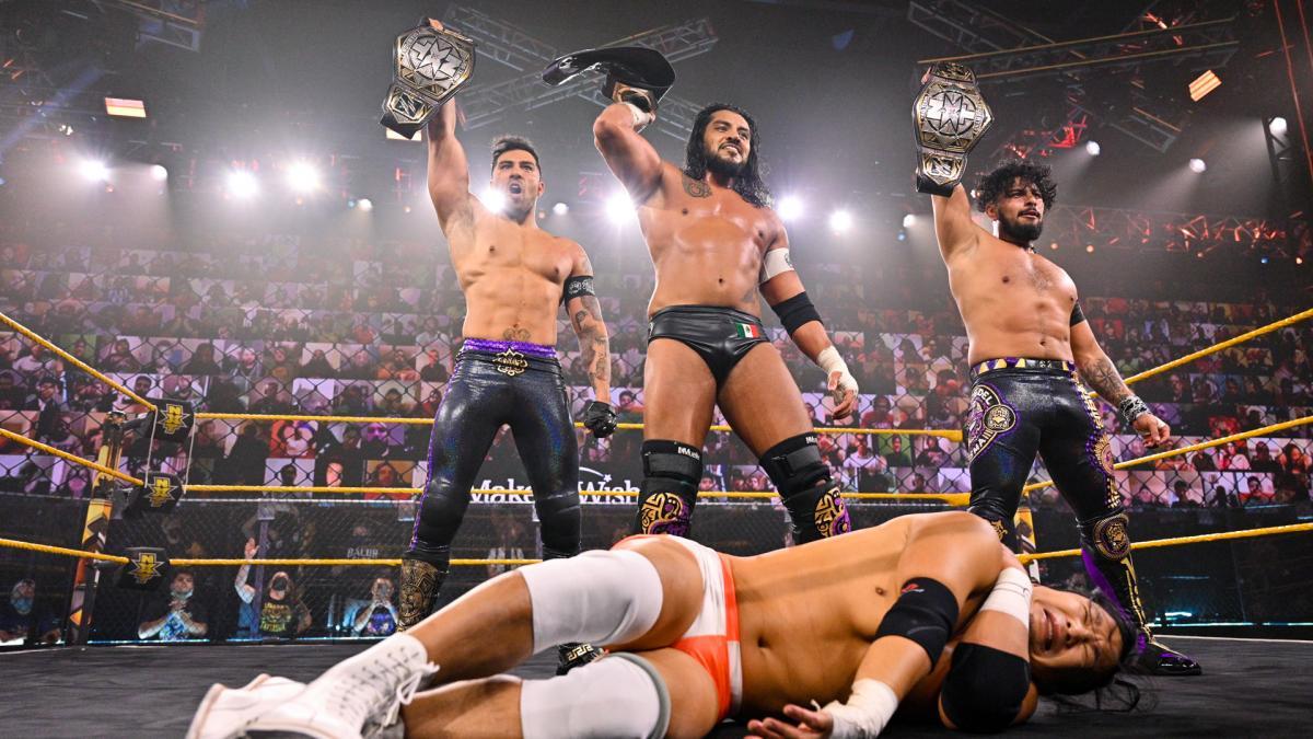 NXT 4/27/2021