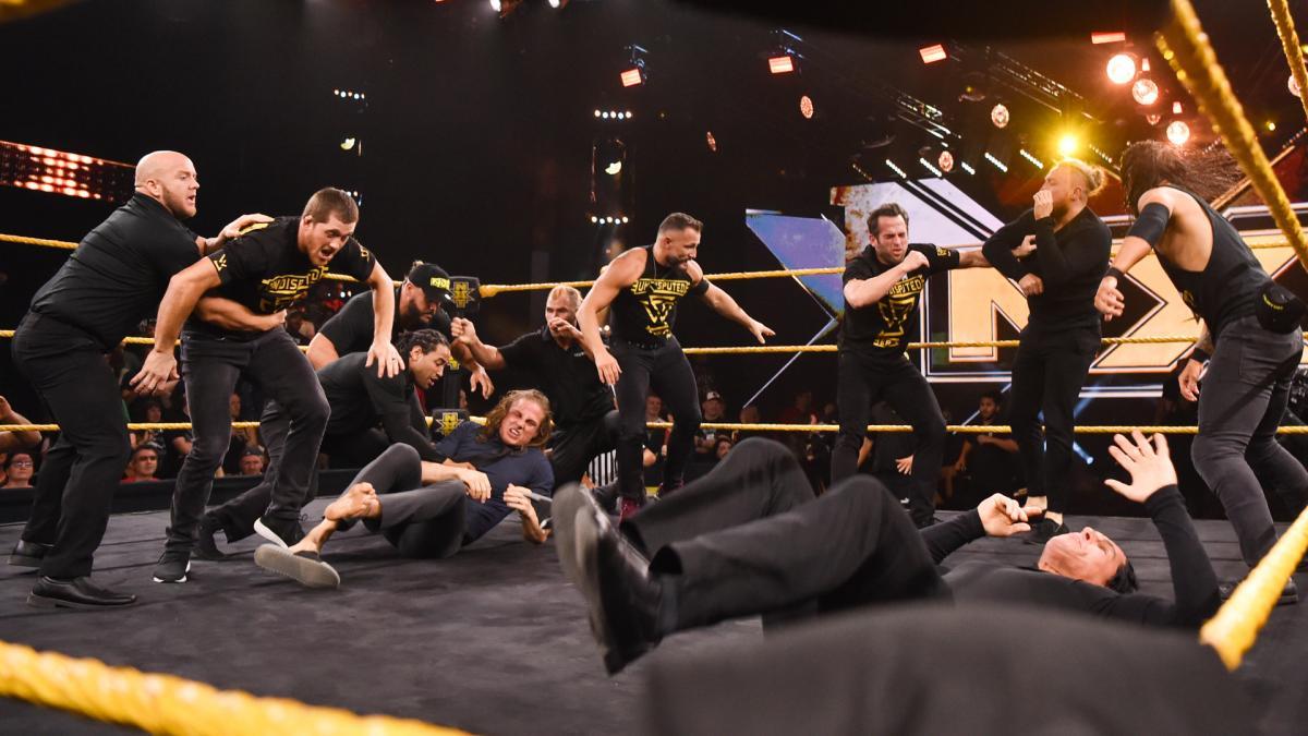 NXT 2/5/2020