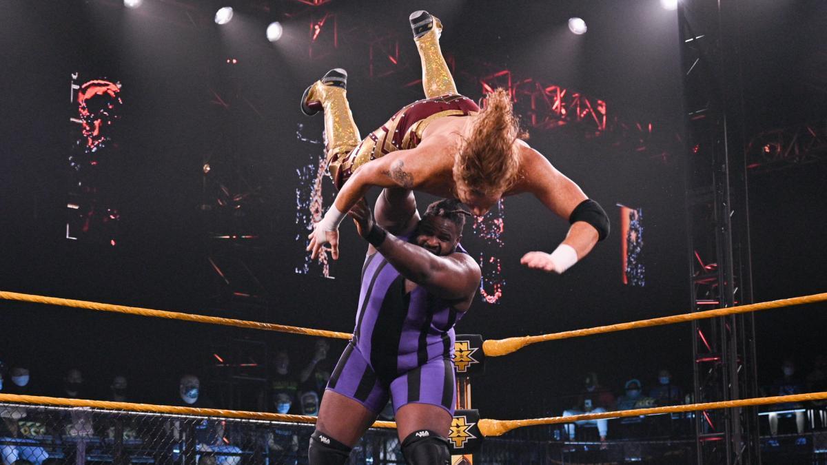 NXT 8/10/2021