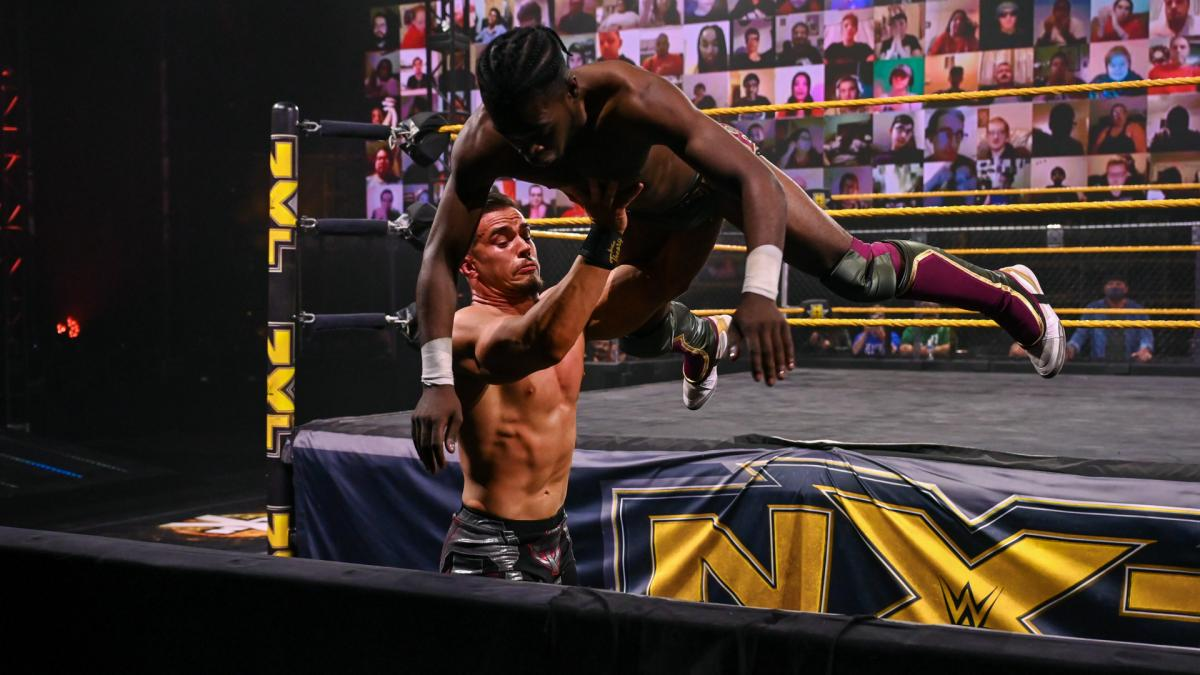 NXT 2/3/2021