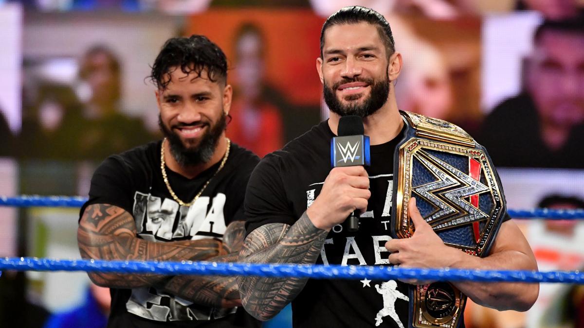 SmackDown 1/1/2021