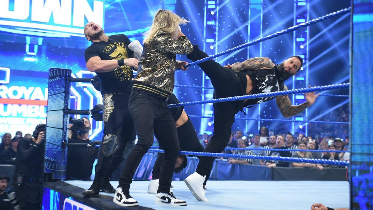 SmackDown 1/17/2020