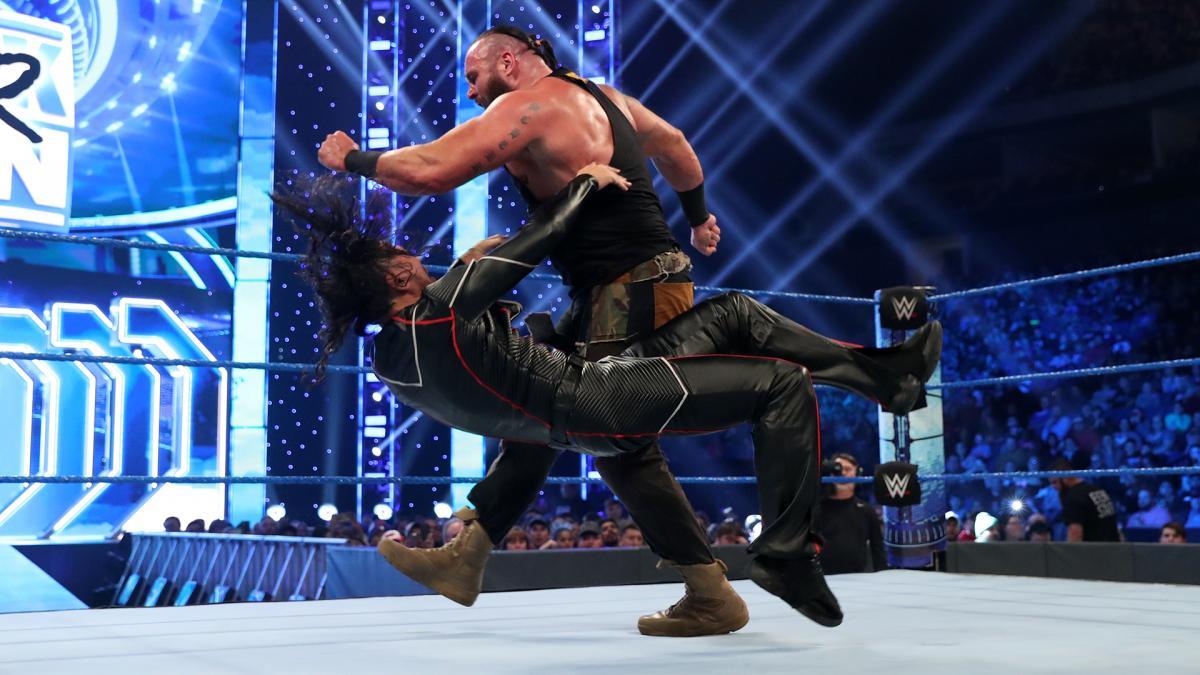 SmackDown 1/31/2020