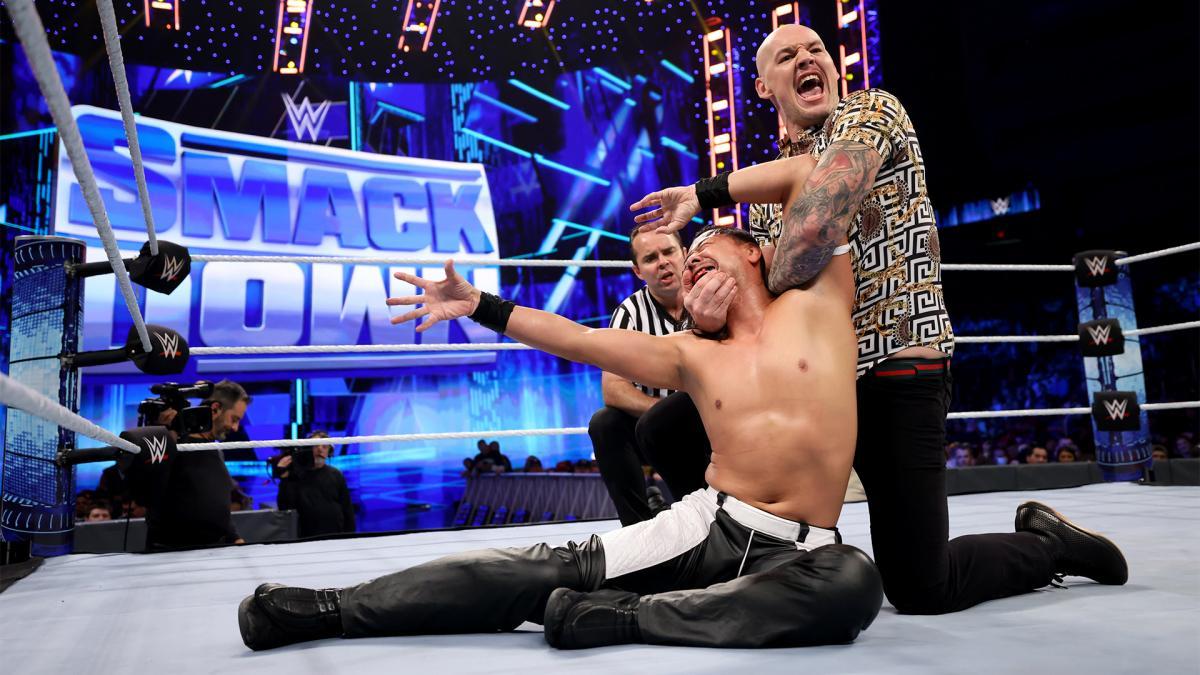 SmackDown 10/22/2021
