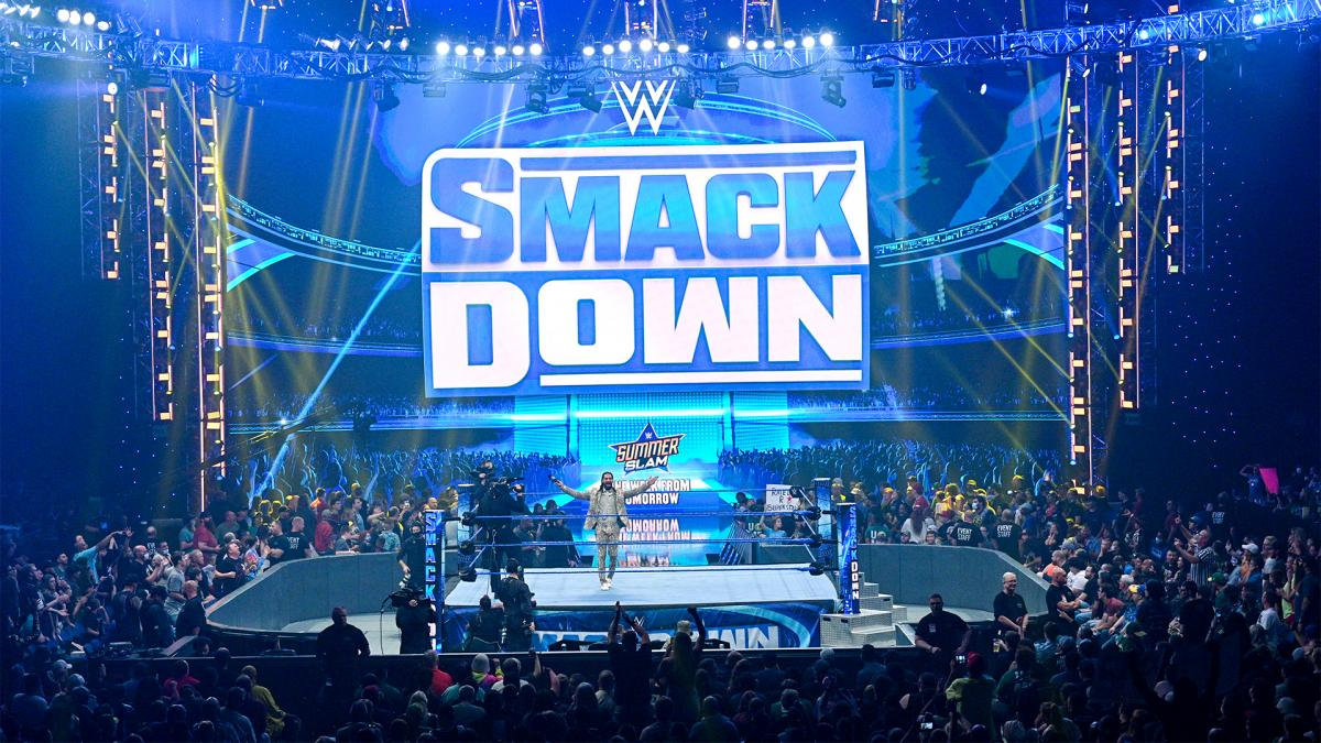 SmackDown 8/13/2021