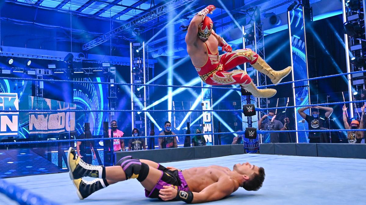 SmackDown 7/24/2020