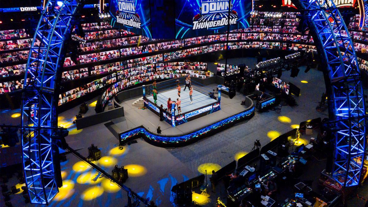 SmackDown 4/9/2021