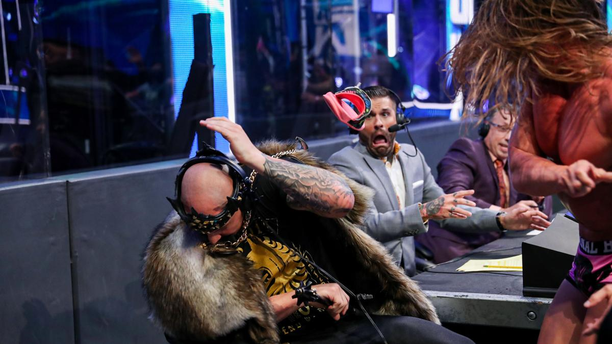 SmackDown 7/3/2020