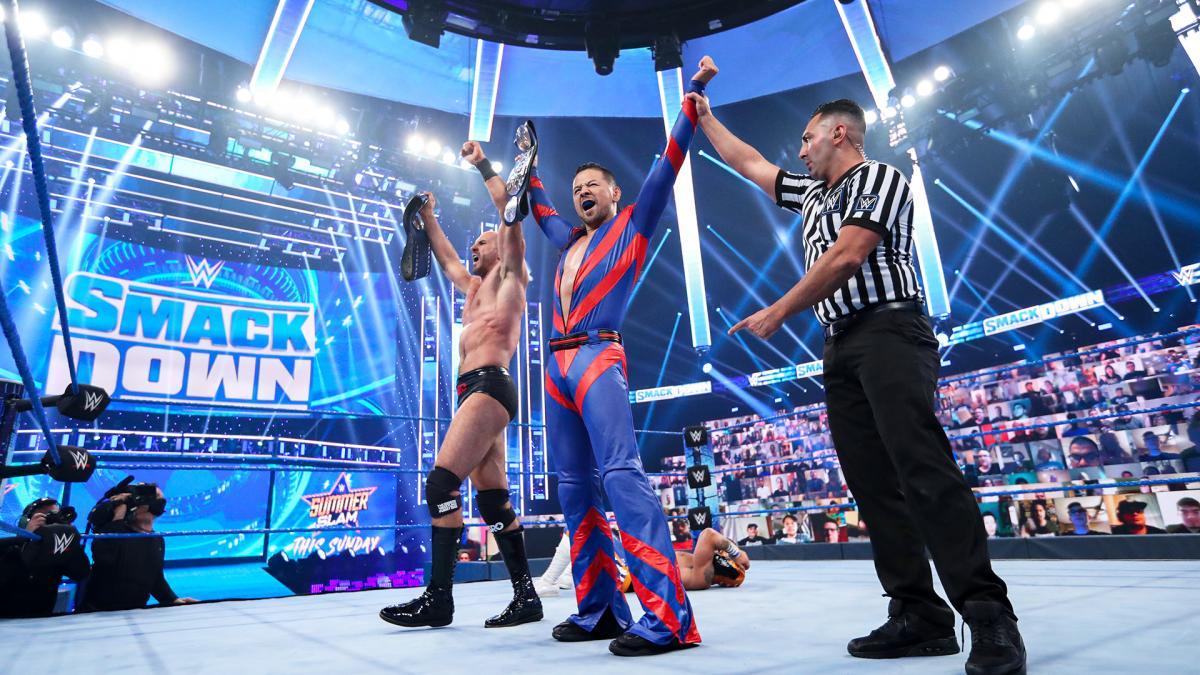 SmackDown 8/21/2020