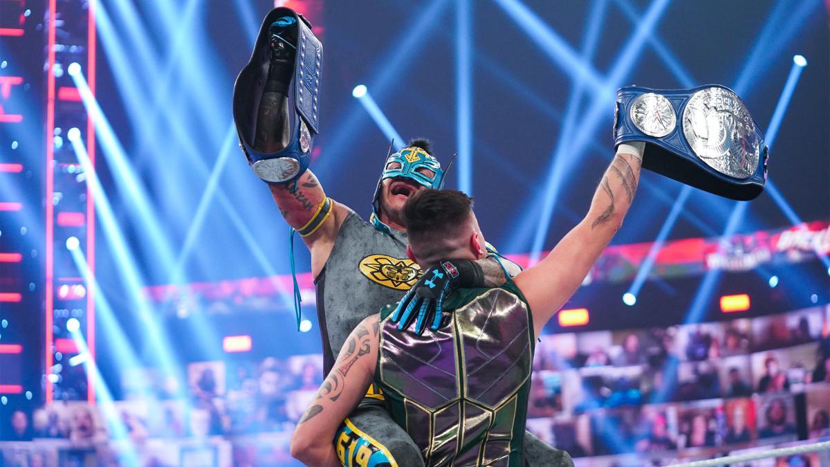 WrestleMania Backlash 5/16/2021