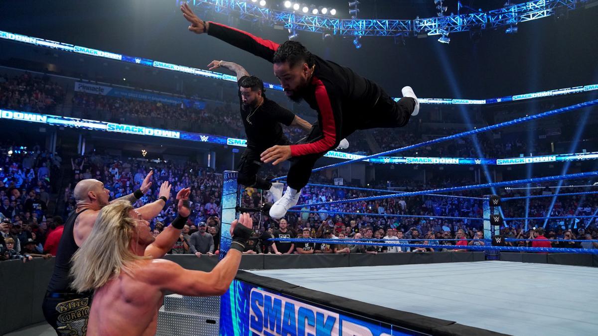 SmackDown 1/3/2020