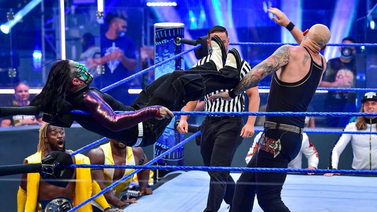 SmackDown 6/26/2020