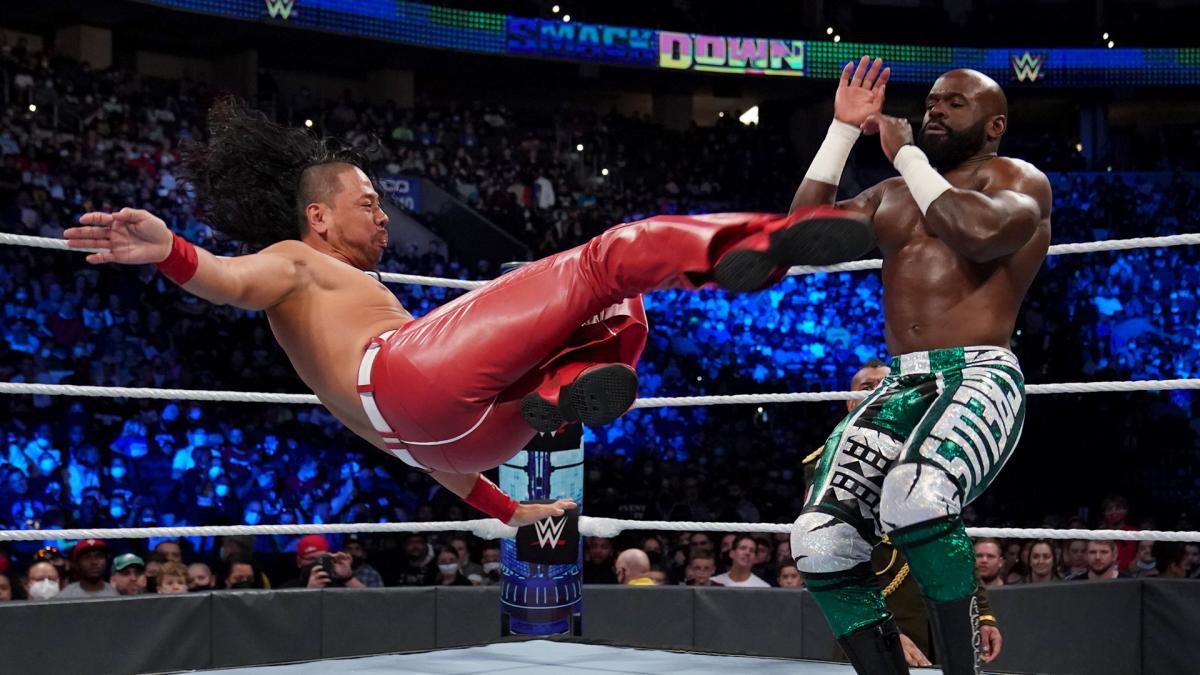 SmackDown 9/24/2021