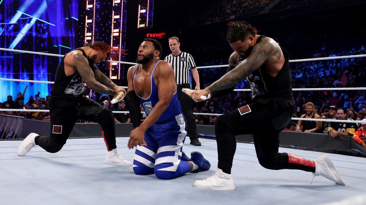 SmackDown 10/15/2021