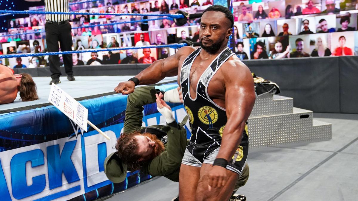 SmackDown 1/29/2021