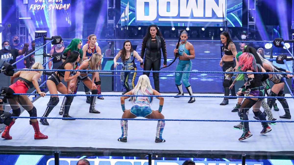 SmackDown 8/14/2020