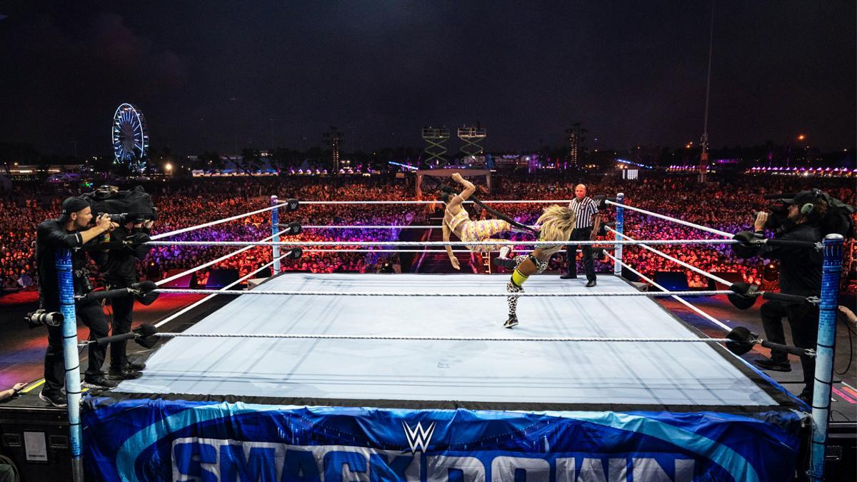 SmackDown 7/23/2021