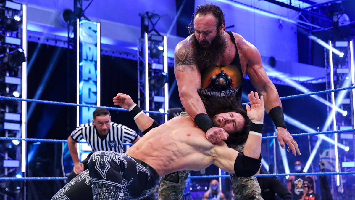 SmackDown 7/17/2020