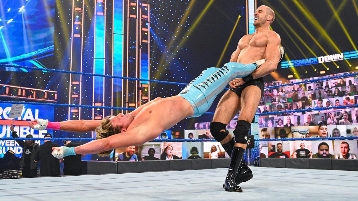 SmackDown 1/22/2021