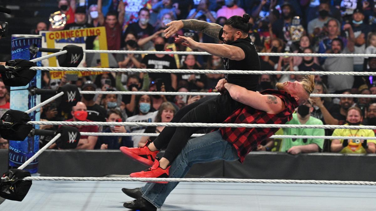 SmackDown 10/1/2021