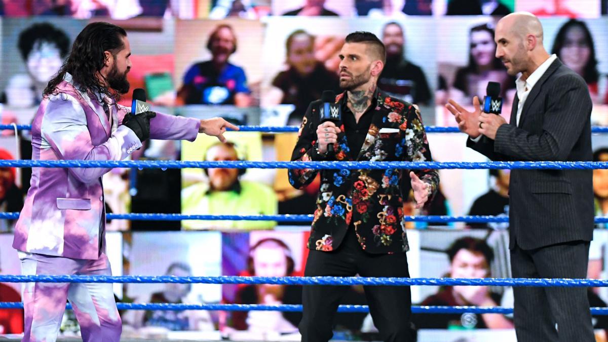 SmackDown 4/2/2021