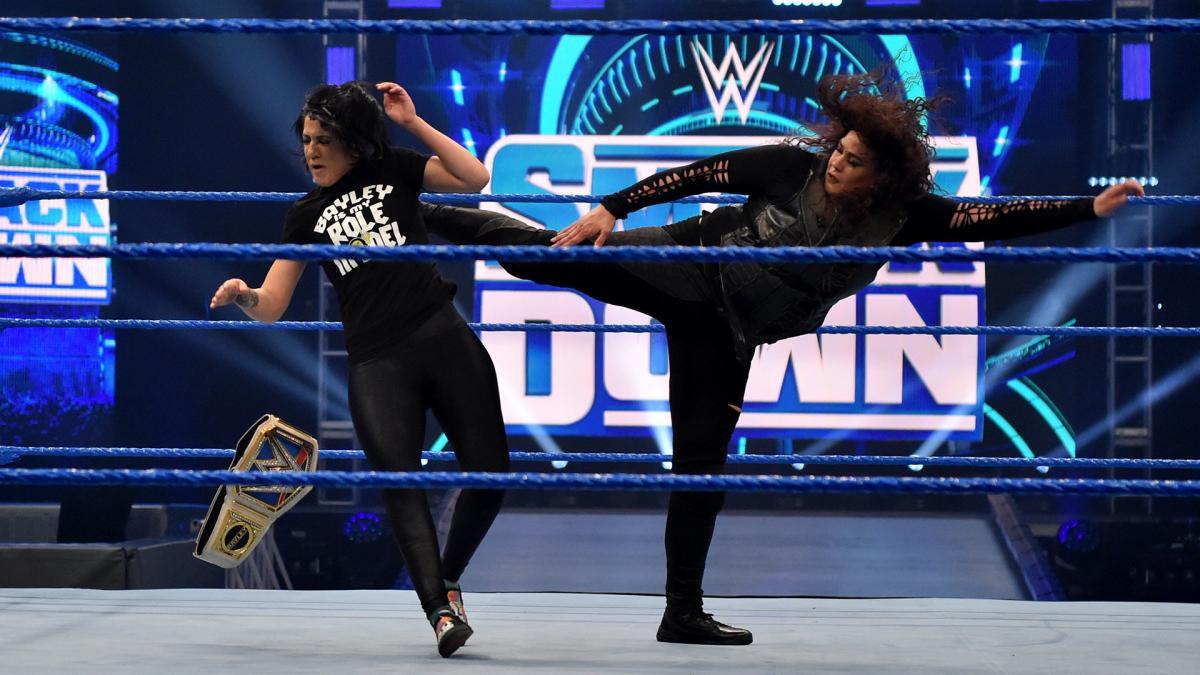 SmackDown 4/3/2020