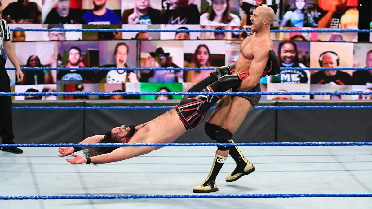 SmackDown 6/25/2021