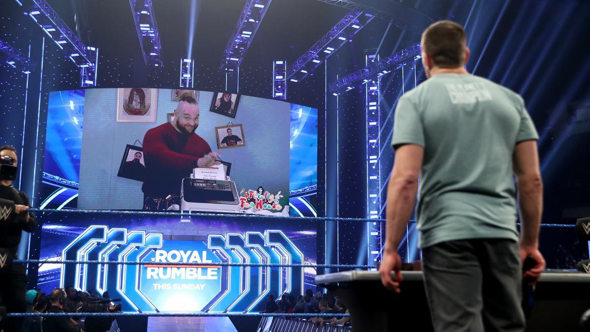 SmackDown 1/24/2020