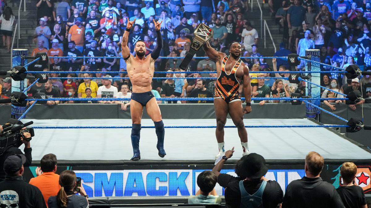 SmackDown 9/17/2021