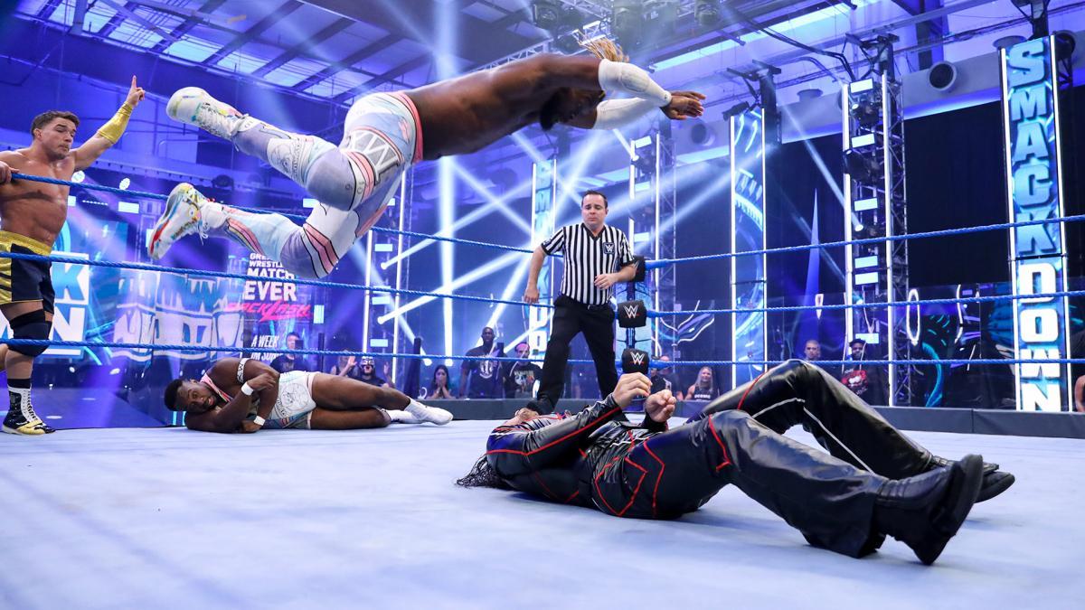 SmackDown 6/5/2020