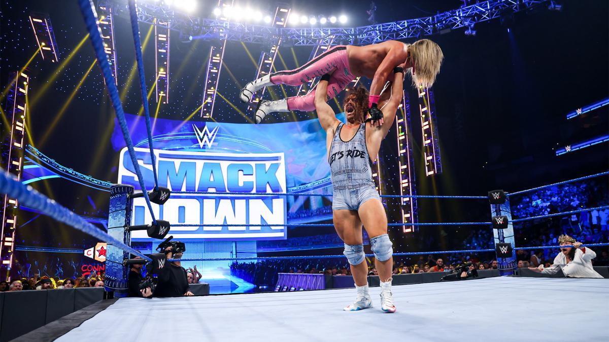 SmackDown 9/3/2021