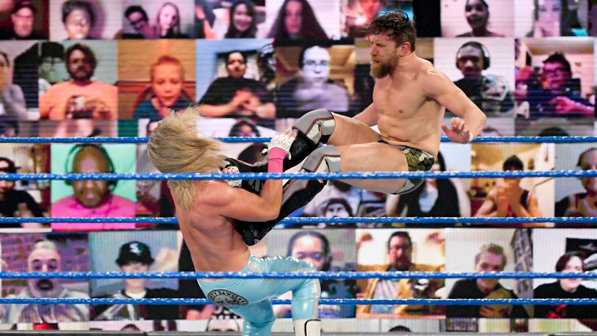 SmackDown 2/12/2021