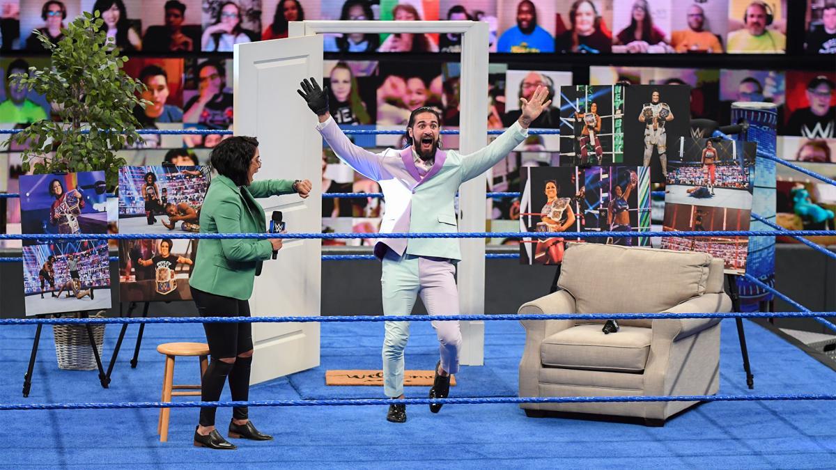 SmackDown 6/11/2021