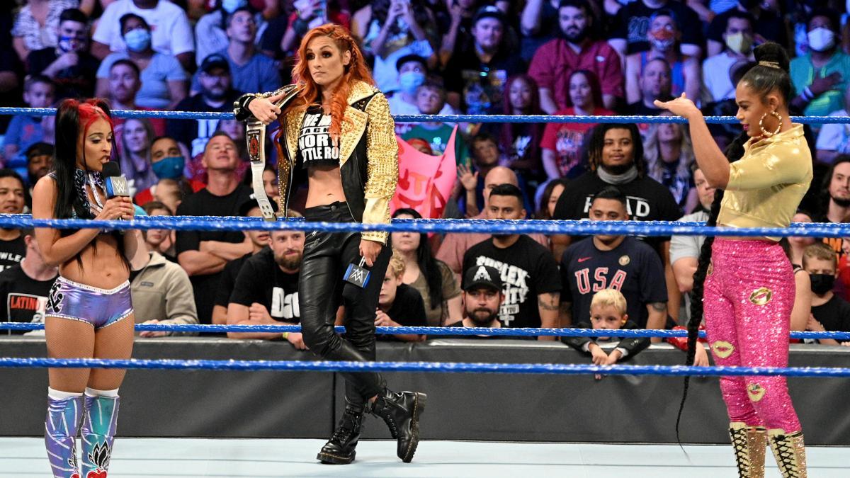 SmackDown 8/27/2021