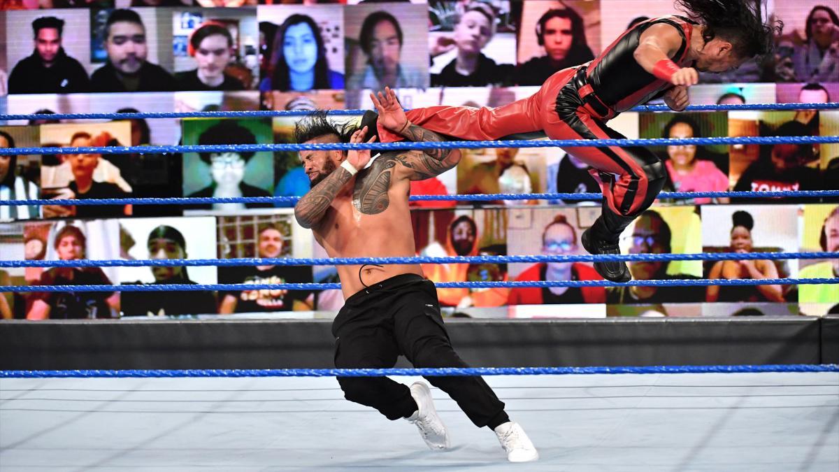 SmackDown 1/15/2021