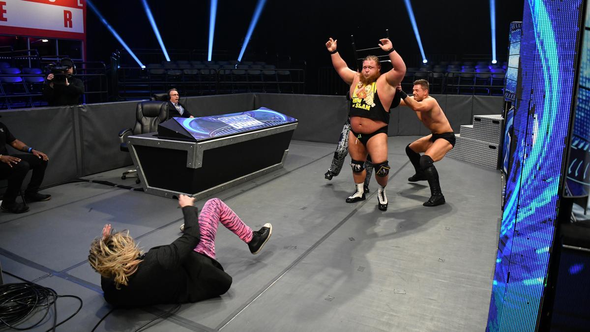 SmackDown 3/20/2020