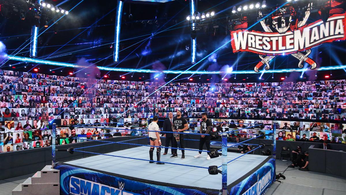 SmackDown 3/5/2021