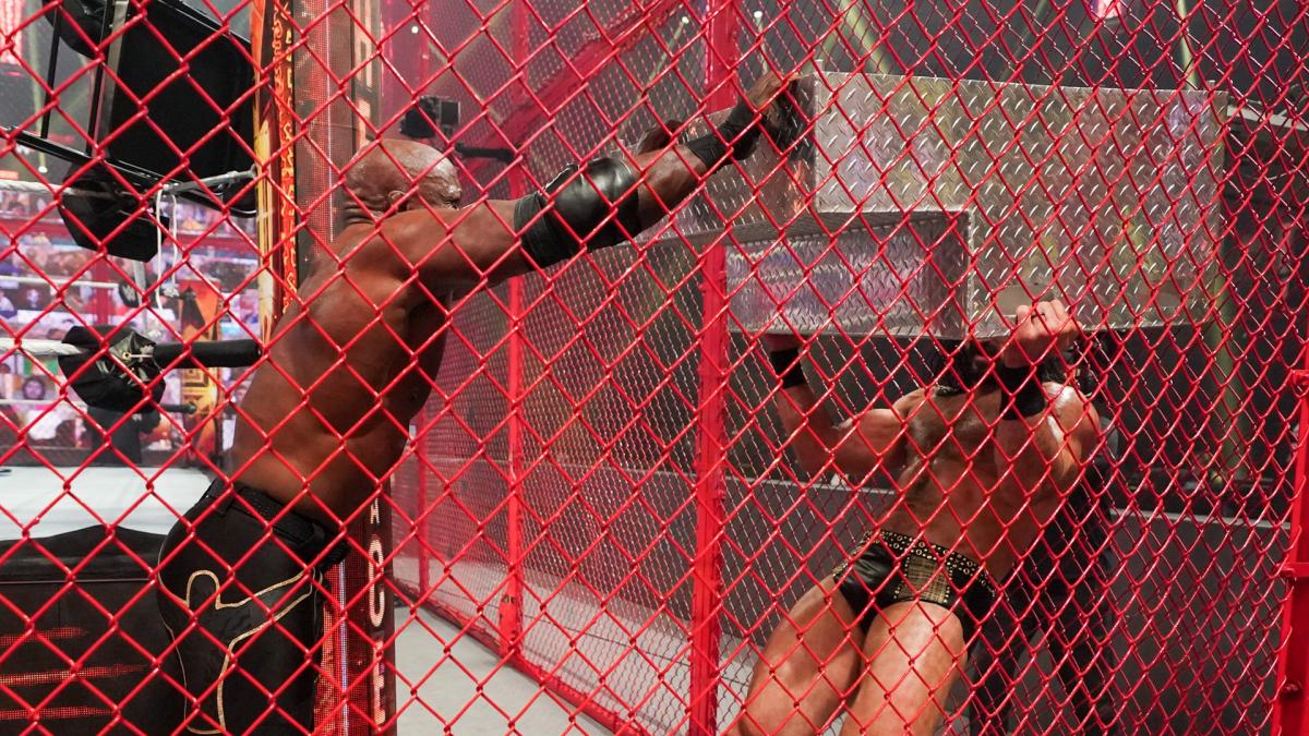 Hell in a Cell 6/20/2021