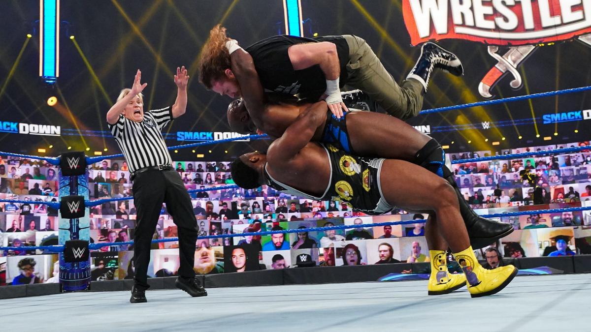 SmackDown 2/5/2021