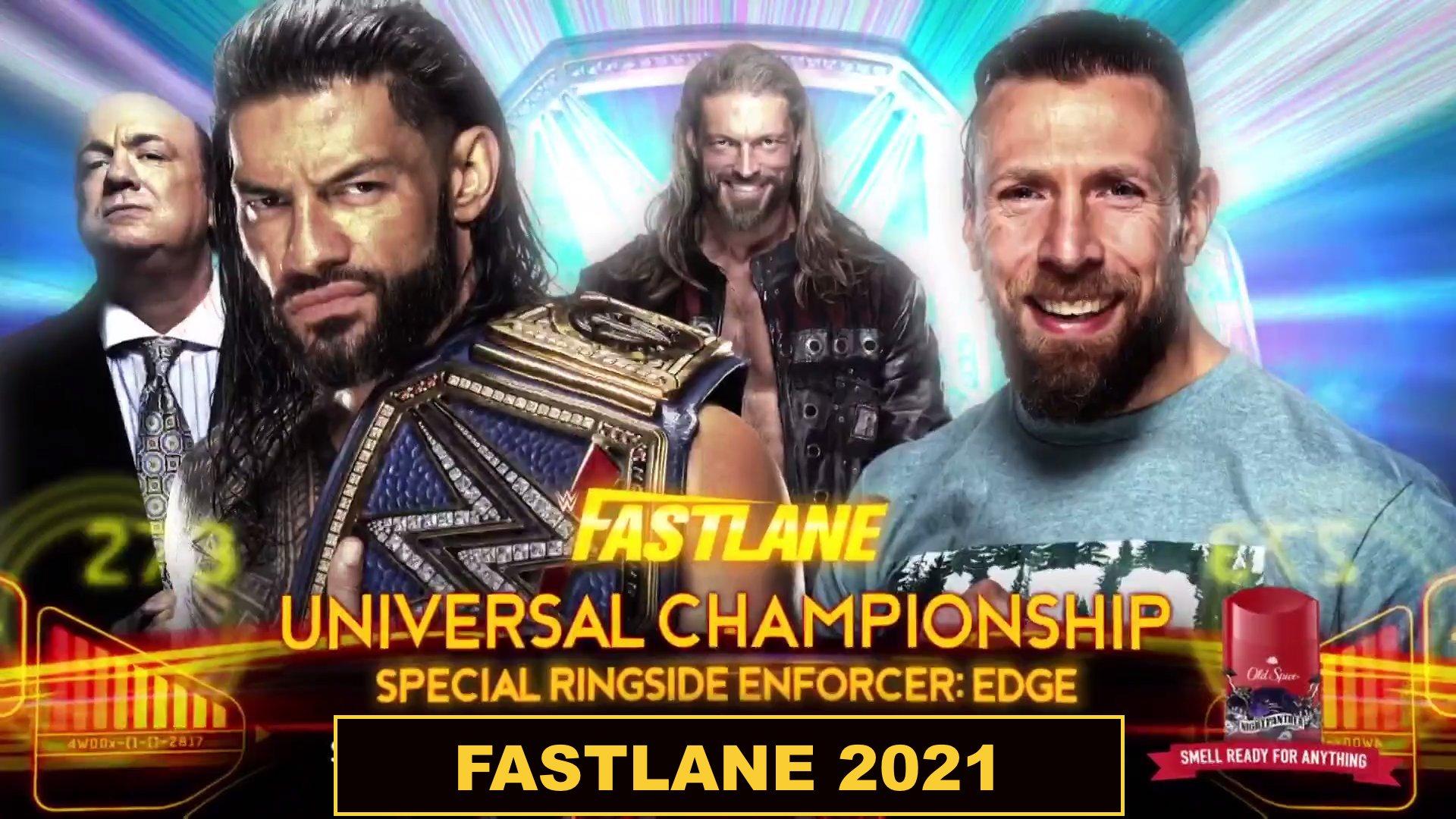 Fastlane 3/21/2021
