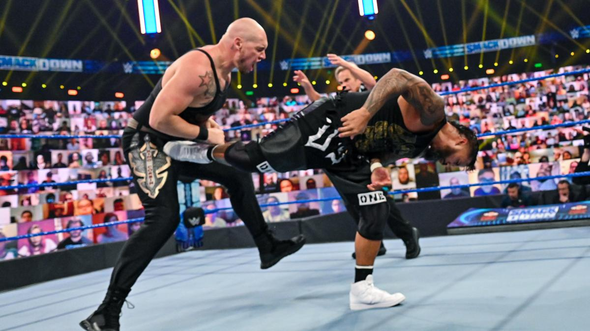 SmackDown 9/11/2020