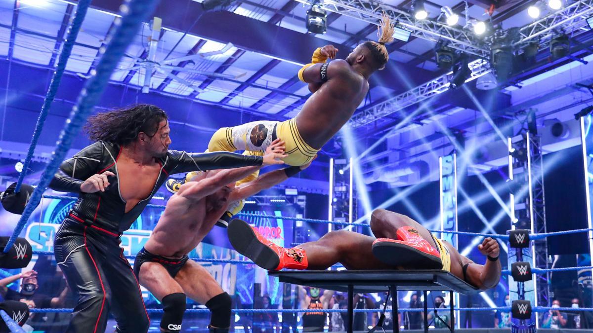 SmackDown 7/10/2020