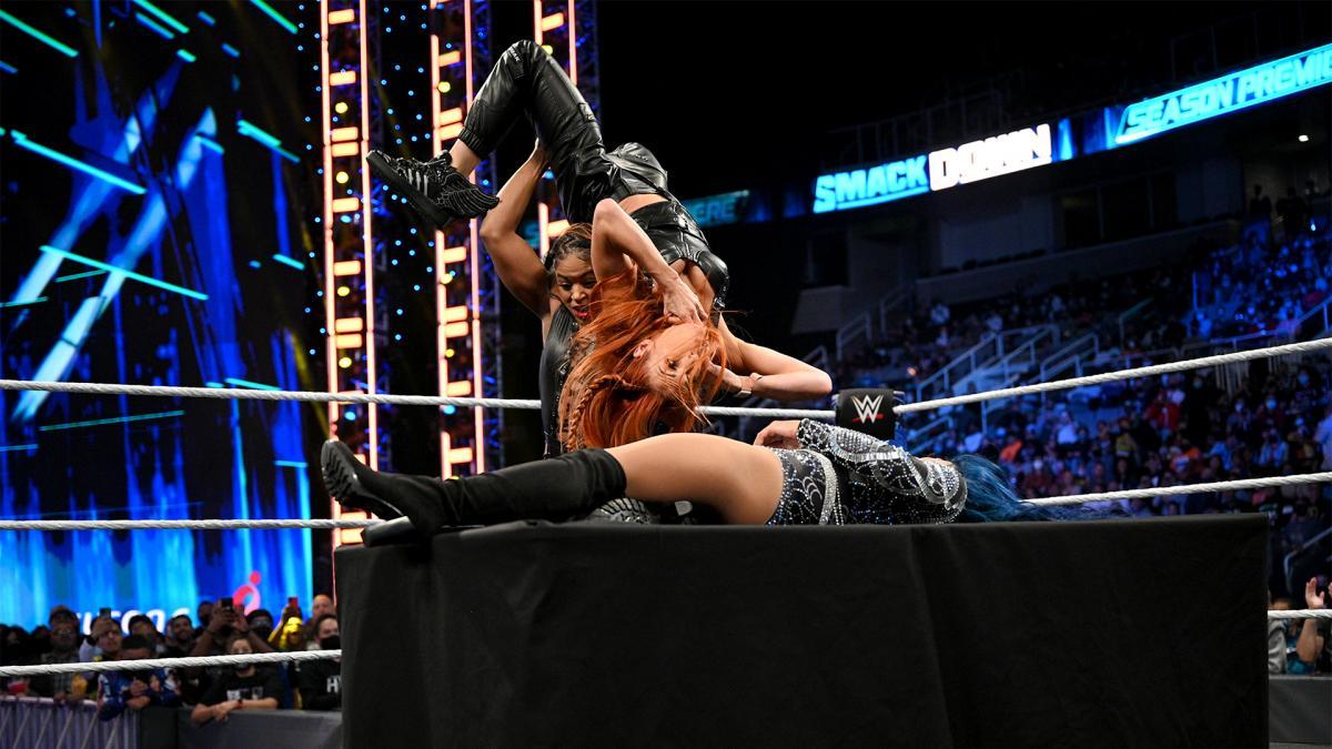 SmackDown 10/8/2021
