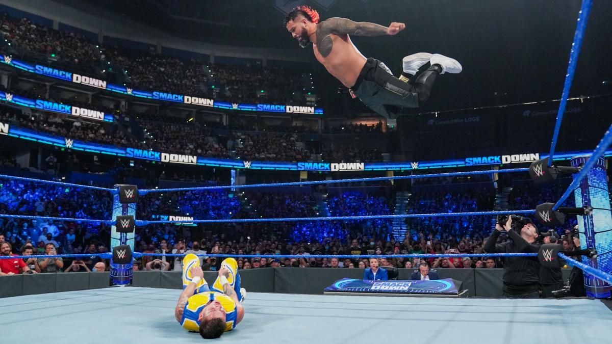 SmackDown 8/6/2021