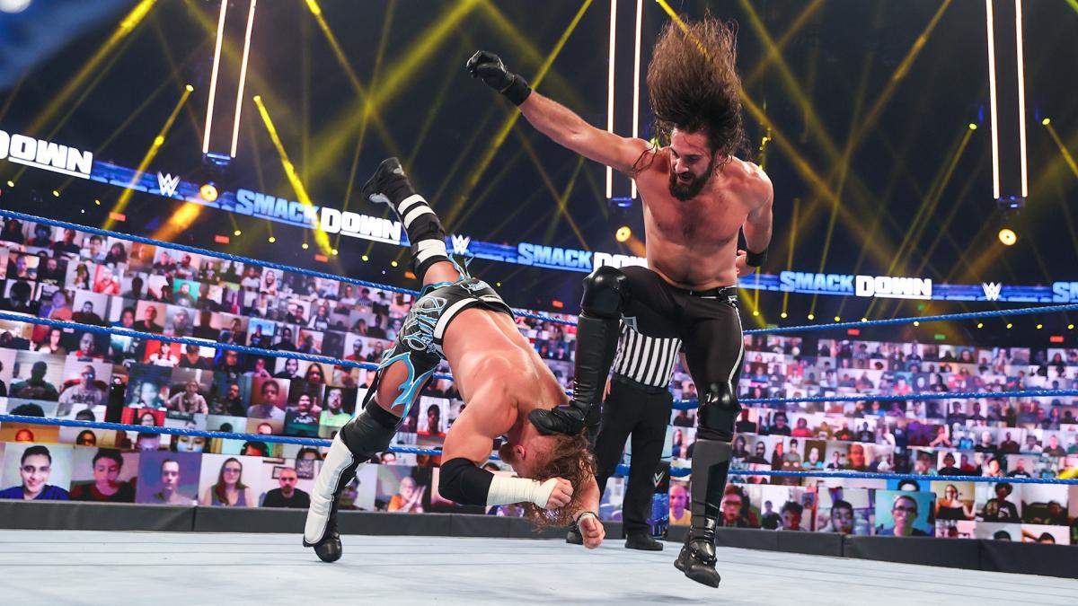 SmackDown 10/23/2020