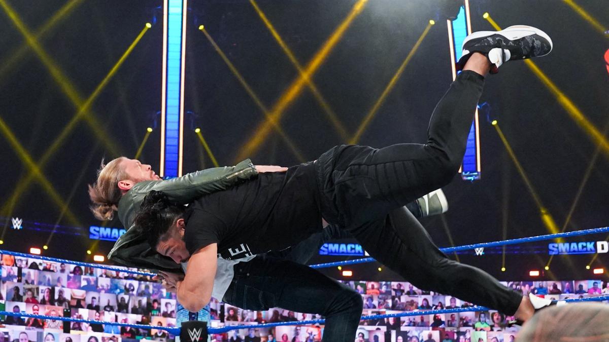 SmackDown 2/19/2021